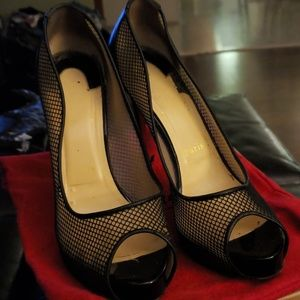 premium selection 8cc2f ac8a5 Louboutin Very Rete pumps